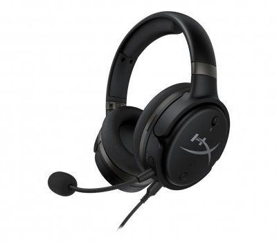 HyperX Cloud Orbit czarne (HX-HSCO-GM/WW)