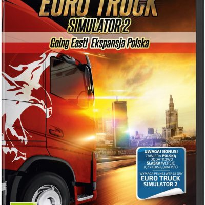 Imagination Euro Truck Simulator 2 Going East! Ekspansja Polska PC