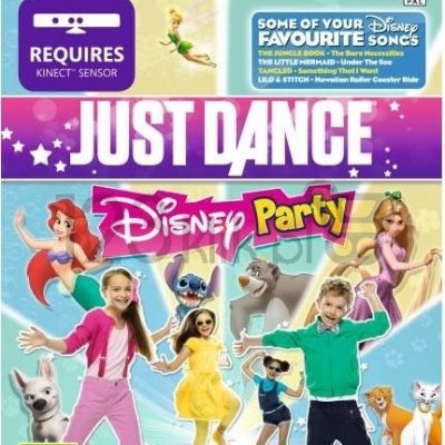 Just Dance Disney Party Xbox 360