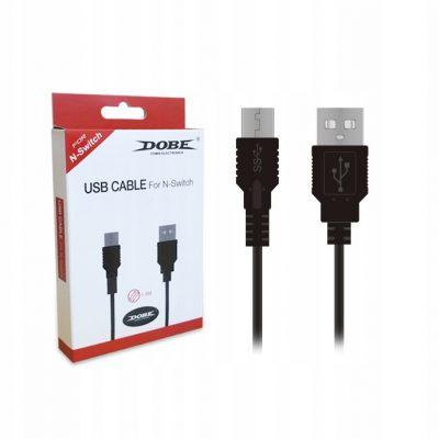 Kabel Usb-c -usb 1,5m do ładowania Nintendo Switch