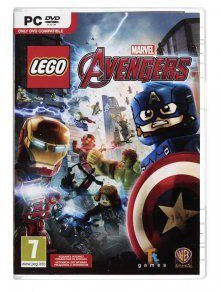 LEGO Marvels Avengers PC