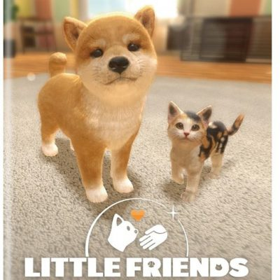 Little Friends Dogs & Cats NSWITCH