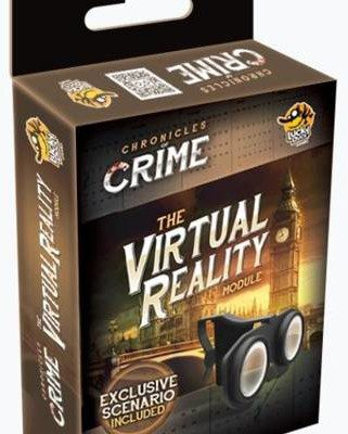 Lucky Duck Games Chronicles of Crime - Glasses