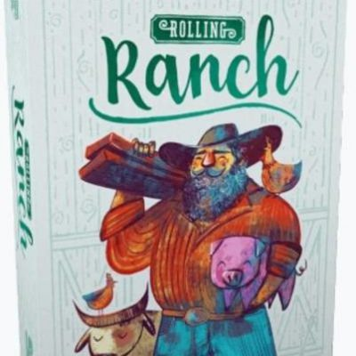 Lucky Duck Games Rolling Ranch
