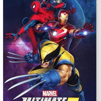 Marvel Ultimate Alliance 3: The Black Order NSWITCH