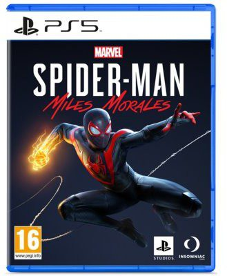 Marvel's Spider-Man: Miles Morales (GRA PS5)