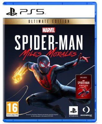 Marvel's Spider-Man: Miles Morales Ultimate Edition (GRA PS5)