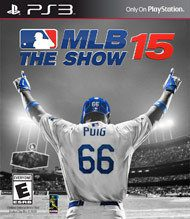 MLB 15: The Show PS3