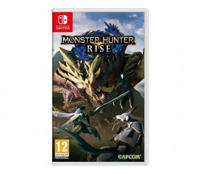 Monster Hunter Rise (GRA NINTENDO SWITCH)
