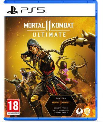 Mortal Kombat 11 Ultimate (GRA PS5)