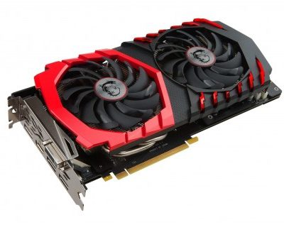MSI GeForce GTX 1060 Gaming X 6G VR Ready