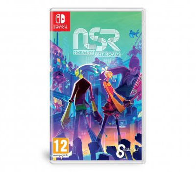 No Straight Roads (GRA NINTENDO SWITCH)