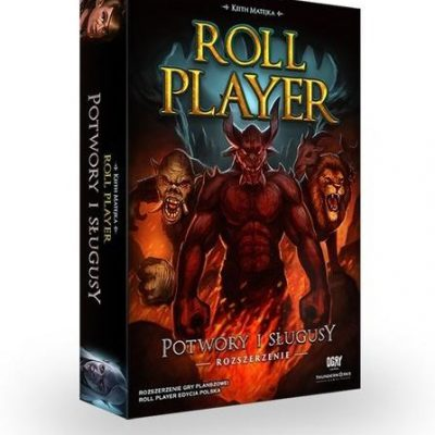 Ogry Games Roll Player Potwory i Sługusy