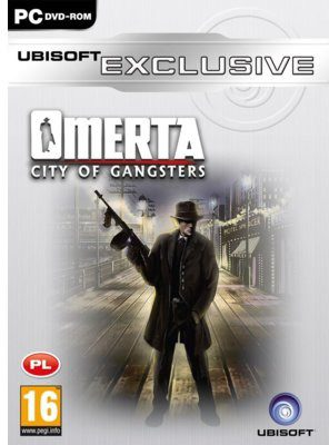 Omerta: City of Gangsters Ubisoft Exclusive PC