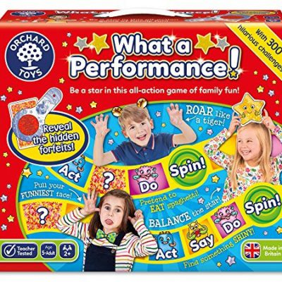 Orchard Toys What a Performance ENG