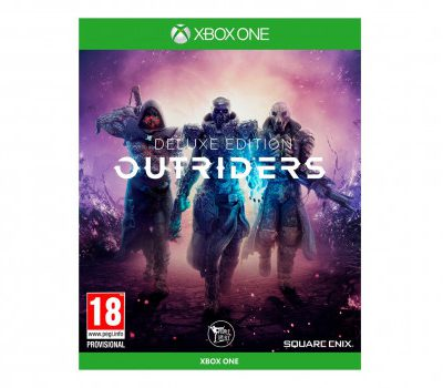 Outriders Deluxe Edition (GRA XBOX ONE)