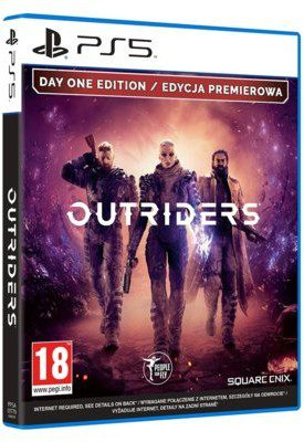 Outriders (GRA PS5)