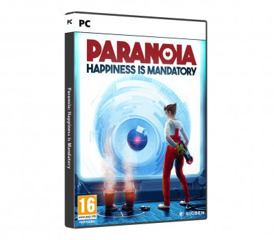 PARANOIA Happiness is Mandatory (GRA PC)