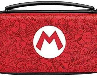 PDP PDP Switch Deluxe Travel Case - Mario Remix Edition - Torba - Nintendo Switch 708056063818