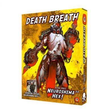 Portal Neuroshima HEX 3.0: Death Breath