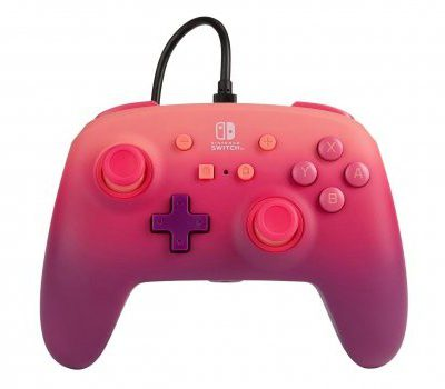 POWERA Switch Pad Fuchsia Fantasy (1518602-01)
