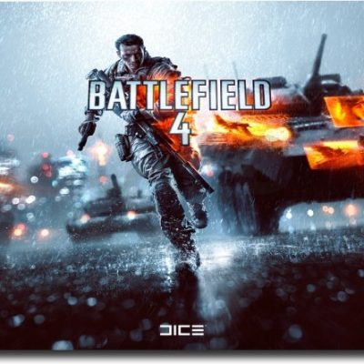 Qpad FX 29 Battlefield 4 Pro Gaming Mouse pad