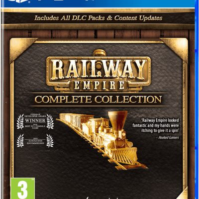 Railway Empire Complete Collection (GRA PS4)