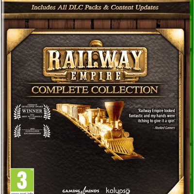 Railway Empire Complete Collection (GRA XBOX ONE)