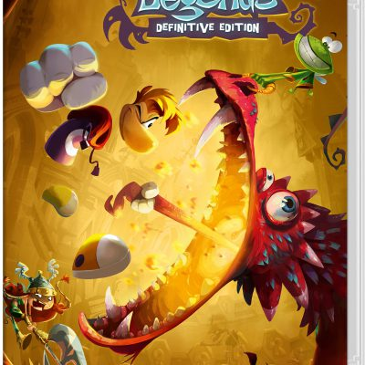 Rayman Legends NSWITCH