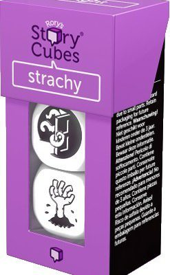 Rebel Story Cubes Strachy