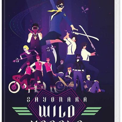 Sayonara Wild Hearts (GRA NINTENDO SWITCH)