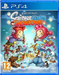 Scribblenauts Showdown (GRA PS4)