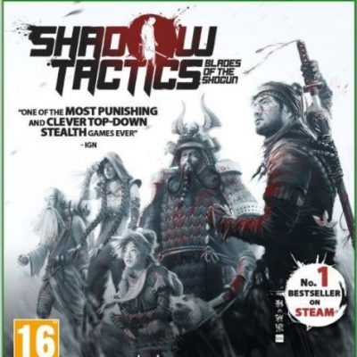 Shadow Tactics: Blades of the Shogun (GRA XBOX ONE)