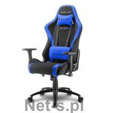 Sharkoon Sharkoon Skiller SGS2 Gaming Seat black/blue (4044951020171)