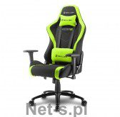 Sharkoon Sharkoon Skiller SGS2 Gaming Seat black/green (4044951020195)