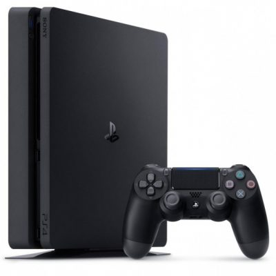 Sony PlayStation 4 Slim 500 GB Czarny