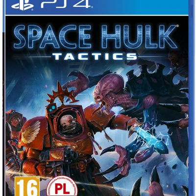 Space Hulk Tactics (GRA PS4)