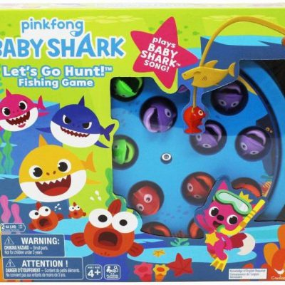 Spin Master Baby Shark Łowienie ryb