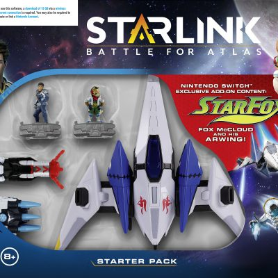 Starlink Starter Pack NSWITCH