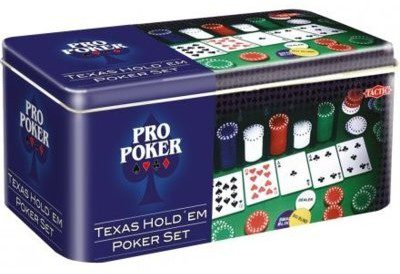 Tactic Games Pro Poker, gra karciana Texas Hold'em