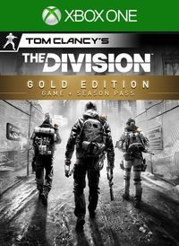 The Division Gold Edition (GRA XBOX ONE)