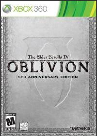 The Elder Scrolls: Oblivion 5th Anniversary Edition Xbox 360