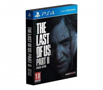 The Last of Us Part II Edycja Specjalna (GRA PS4)