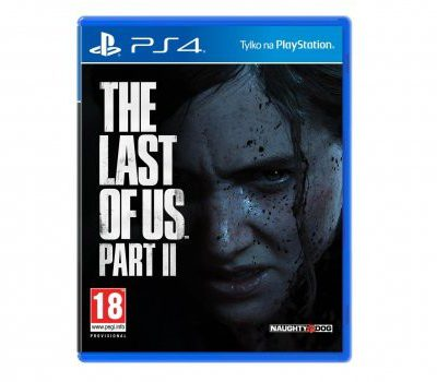 The Last of Us Part II (GRA PS4)