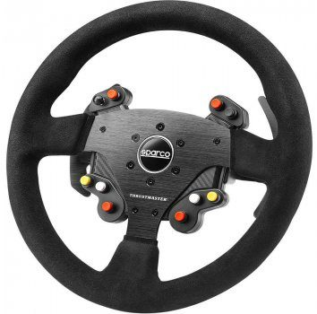 Thrustmaster KIEROWNICA SPARCO R383 ADD-ON (WYMIENNA) DO PC/PS3/PS4/XONE 4060085