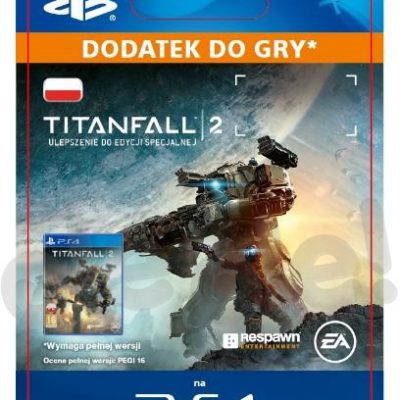 Titanfall 2 Deluxe Edition Content (GRA PS4) wersja cyfrowa