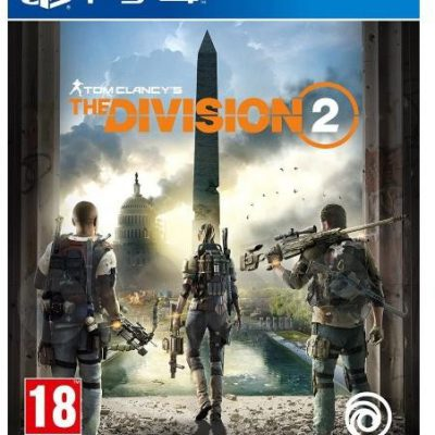 Tom Clancys The Division 2 (GRA PS4)