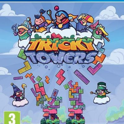 Tricky Towers (GRA PS4)