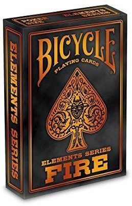 U.S.Playing Card Company Bicycle, Karty Fire Deck - wysyłka w 24h !!!