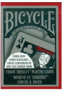 U.S.Playing Card Company Bicycle Tragic Royalty Talia kart